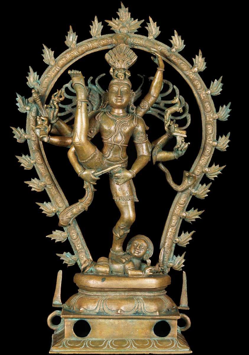 Bronze Tandava Shiva Statue 19 Quot 60b65 Hindu Gods