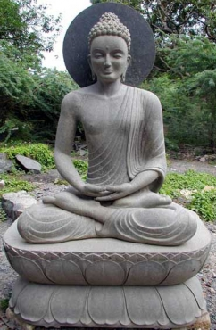 Custom Garden Buddha Sculpture 90