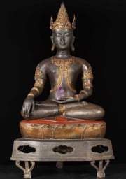 Thai Royal Buddha Statue 34
