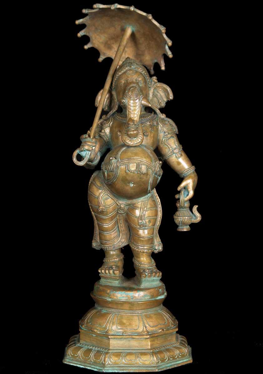 Umbrella Ganesh