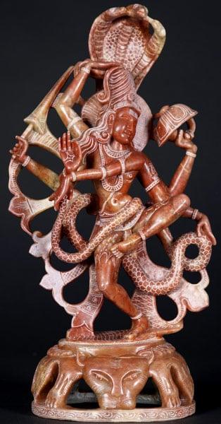 Sold 6 Armed Dancing Shiva Statue 19 Quot 42rm30 Hindu