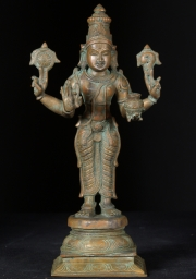 Dhanvantari Statue the God of Ayurvedic Medicine 155