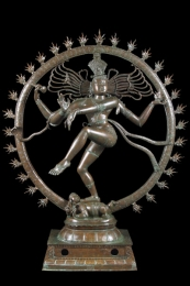 Bronze Shiva as Nataraja Statue 50