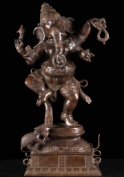 Brass Dancing Mooshika Ganesh 23