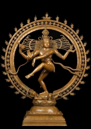 Mystical Shiva as Lord Nataraja 45