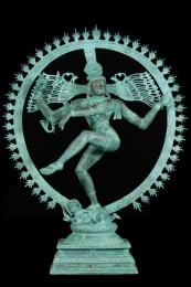 Bronze Dancing Shiva as Nataraja 60
