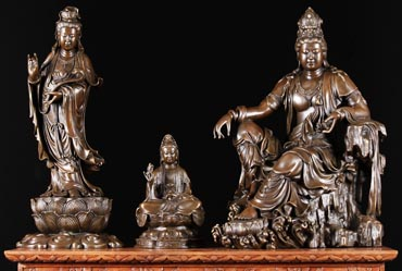 Buddhist bronze statues for sale